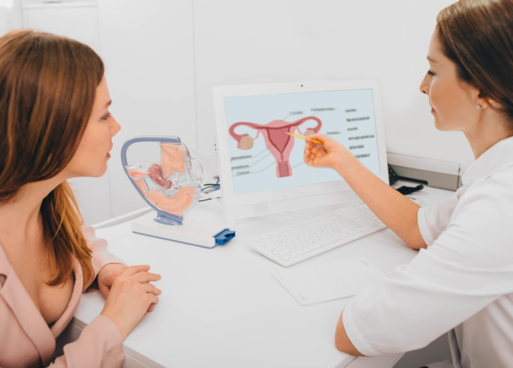female gynecologist in NYC
